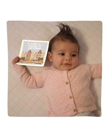 Baby met Mijn Eerste Momentjes in Amsterdam kaarten | NOOX City Kids