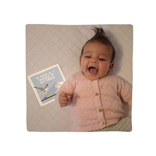 Baby met Mijn Eerste Momentjes in Rotterdam kaarten | NOOX City Kids