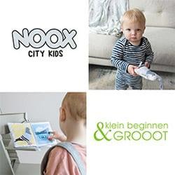 Klein Beginnen & GROOOT | NOOX City Kids