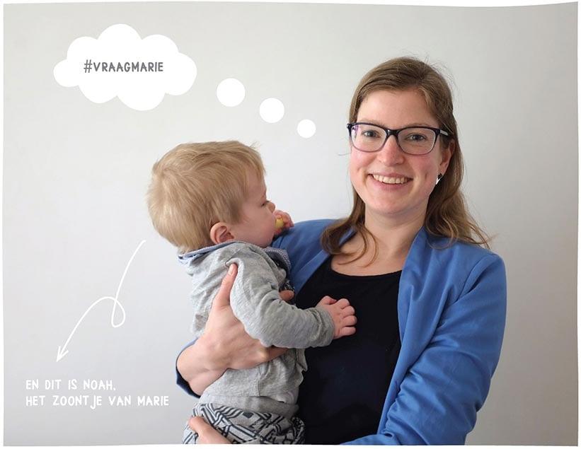 Ontwikkelingspsychologe Marie denkt mee met de productontwikkeling #vraagmarie | Originele Kraamcadeaus NOOX City Kids