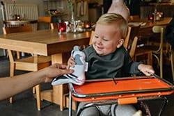 Kleine Rotterdammer met Soft Toy Duif | NOOX City Kids