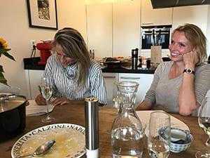 Inoek en Kristi ondertekenen hun overeenkomst | NOOX City Kids