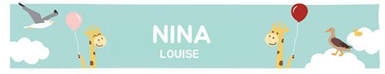 Nina Louise is geboren! | NOOX City Kids