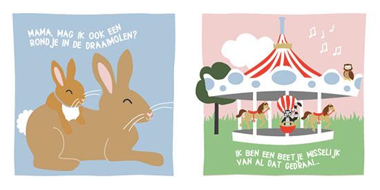 Design Zacht Babyboekje Plaswijckpark | NOOX City Kids