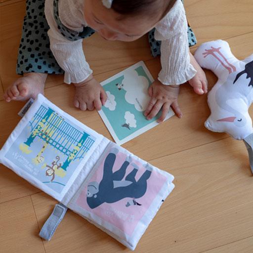 Zacht Babyboekje Amsterdam | NOOX City Kids