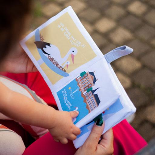 Zacht Babyboekje Den Haag | NOOX City Kids