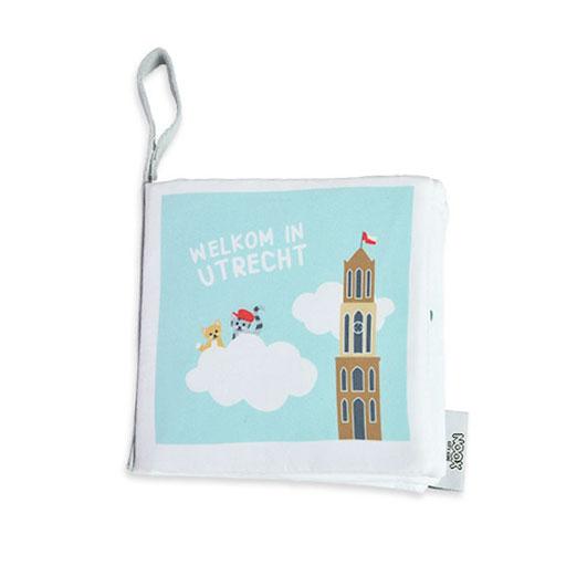Zacht babyboekje Utrecht | NOOX City Kids