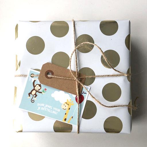 Inpakken cadeau | NOOX City Kids