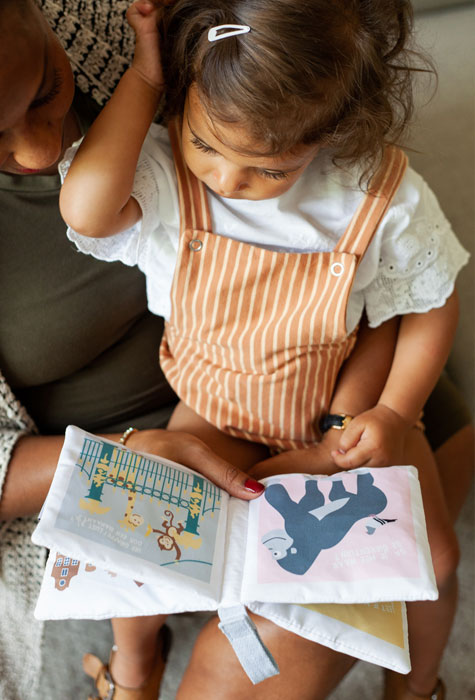Zacht Babyboekje Amsterdam   NOOX City Kids