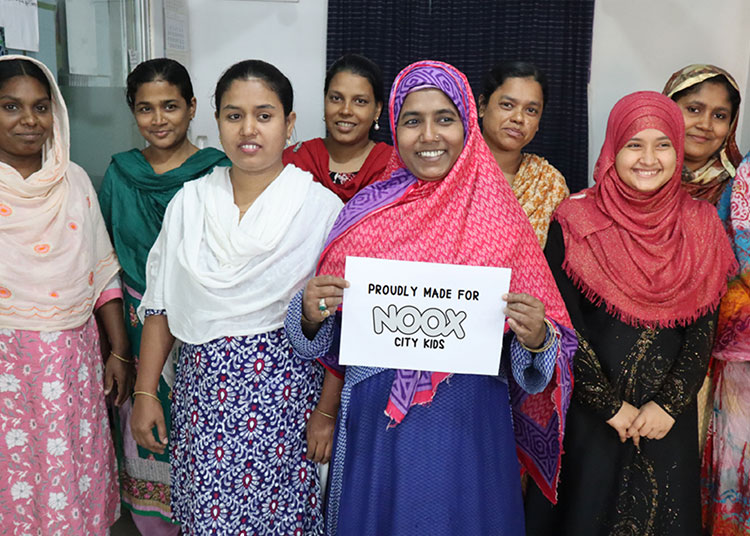 Supplier Return to Sender Bangladesh | NOOX City Kids