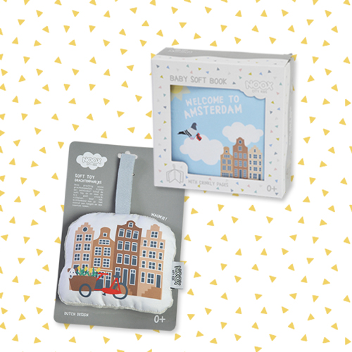 Cadeaupakket Amsterdam gratis verzendkosten en korting   NOOX City Kids