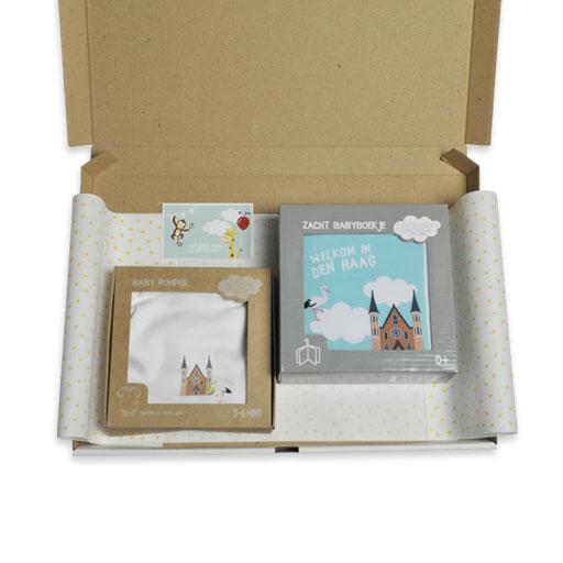 Cadeaupakket Den Haag gratis verzendkosten en korting | NOOX City Kids