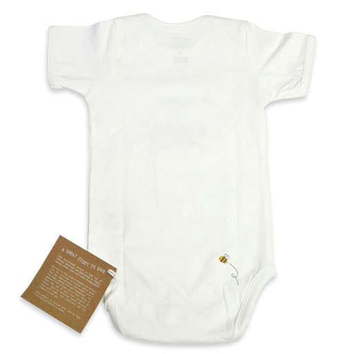 Romper Natural Materials NOOX City Kids x Return to Sender
