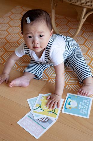 Mijn eerste momentjes kaarten | NOOX City Kids