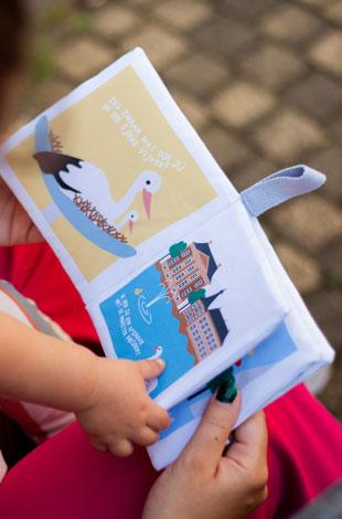Zachte babyboekjes | NOOX City Kids