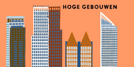 Een rondje door Den Haag | NOOX City Kids x Ckoe