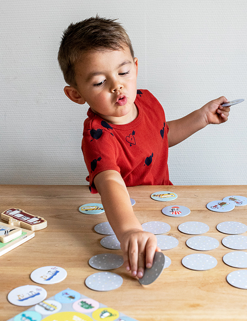 Memo Spel | NOOX City Kids
