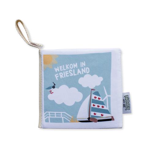 Zacht babyboekje Friesland | NOOX City Kids