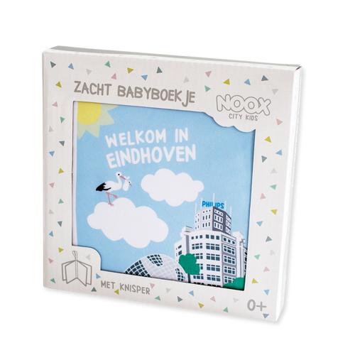 Zacht babyboekje Eindhoven   NOOX City Kids