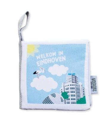 Zacht babyboekje Eindhoven | NOOX City Kids