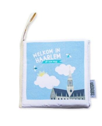 Zacht babyboekje Haarlem | NOOX City Kids en Mugjes Haarlem