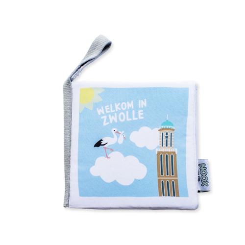 Zacht babyboekje Zwolle | NOOX City Kids