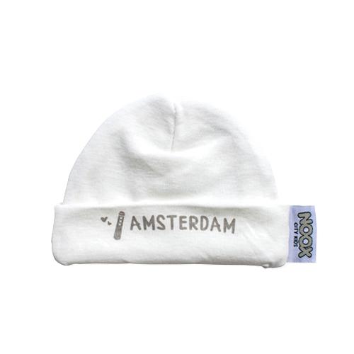 Babymutsje Amsterdam | NOOX City Kids