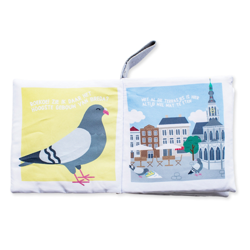 Zacht Babyboekje Breda | NOOX City Kids
