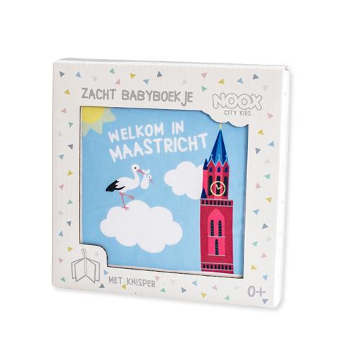 Zacht Babyboekje Maastricht | NOOX City Kids