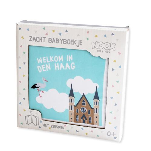 Zacht babyboekje Den Haag   NOOX City Kids