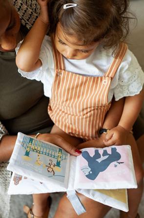 Zachte Babyboekjes | Originele kraamcadeaus NOOX City Kids